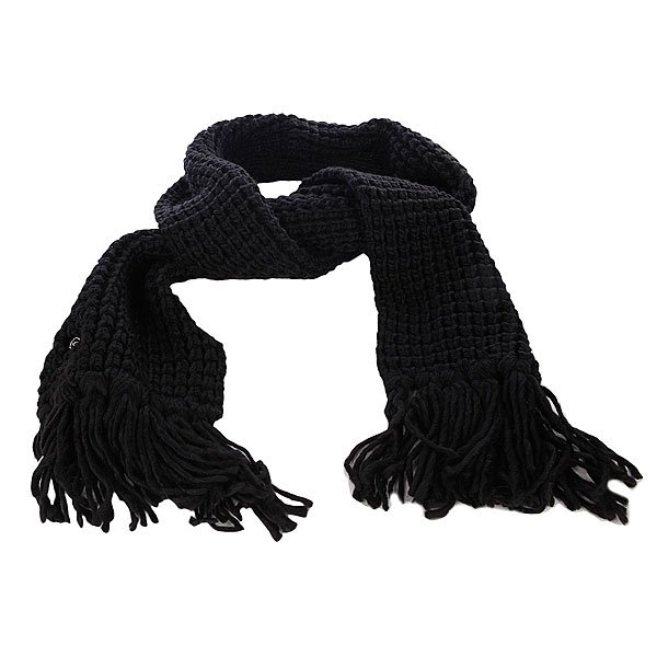 Шарф женский Roxy New Mellow Scarf True Black