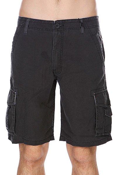 Шорты Rip Curl Bondi Cargo Walkshort Black<br><br>Цвет: черный<br>Тип: Шорты<br>Возраст: Взрослый<br>Пол: Мужской