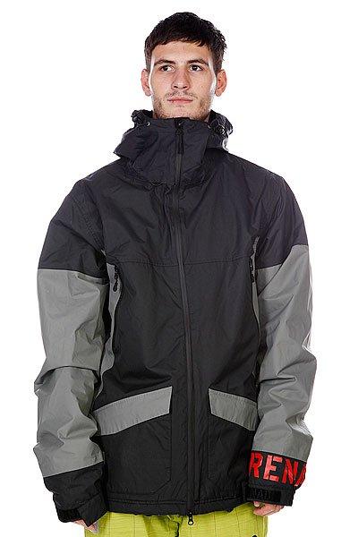 Куртка Grenade Mens Jacket Decoater Black Gunmetal