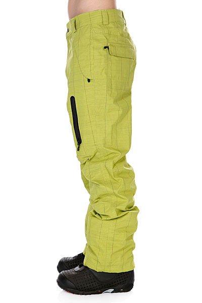 Штаны сноубордические Grenade Mens Pants Astro Slime Grenade Штаны сноуборд