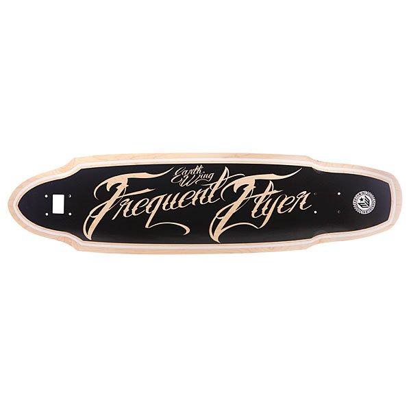 Дека для скейтборда для лонгборда Earthwing Frequent Flyer Deck 35.75 x 9.25 (23.5 см) Proskater.ru 6050.000