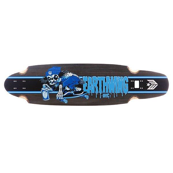 Дека для скейтборда для лонгборда Earthwing Carbon Superglider Ltd Deck 38 x 9.75 (24.8 см) Proskater.ru 9400.000