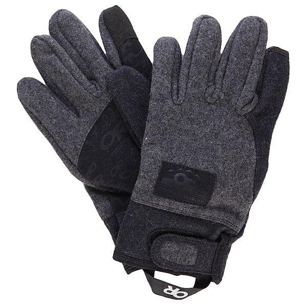 Перчатки сноубордические Holden All Purpose Gloves Charcoal Proskater.ru 1369.000