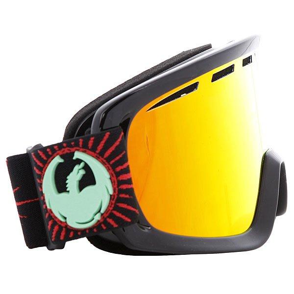 Маска для сноуборда Dragon Snow Palm Springs Red Ionized Yellow/Blue IonizedТехнические характеристики:  Цилиндрическая  форма линз.  Двойная конструкция линзы из лексана.  Технология антибликового защитного покрытия линз (на 100% защищает от ультрафиолетового излучения (блокирует вредное UVA, UVB, UVC излучение, а также ультрафиолетовое излучение до 400 NM).  Технология антизапотевания линзы Super Anti-Fog.  Вентиляционные отверстия сверху маски.  Гибкая оправа из полиуретана.  Внутреннее покрытие из защитной двойной формирующей пены для лучшего прилегания маски к лицу и потоотведения.  В месте соприкосновения с лицом дополнительный слой нежного поглощающего влагу флиса  Polartec. Линзы с устойчивым к царапинам покрытием. Регулируемый ремешок с накладкой против скольжения.  Совместимость со всеми видами шлемов.  Оптимизирована для маленькой формы лица.  Светопередача –19-22 % (Лучше всего подходит для яркого солнца, добавляет четкости и защищает от яркого света).Дополнительная сменная линза в комплекте (Светопередача – 48-57%, подходит для меняющихся условий освещения от слабого освещения до облачной погоды, добавляет четкости и защищает от яркого света.)<br><br>Цвет: белый,оранжевый<br>Тип: Маска для сноуборда<br>Возраст: Взрослый<br>Пол: Мужской