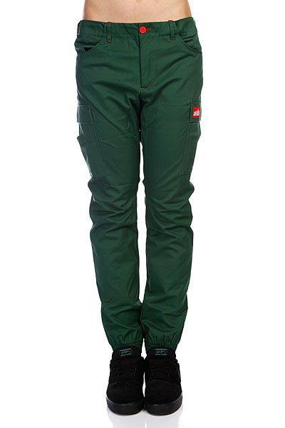 Штаны Skills Chino Pockets Dark Green Proskater.ru 2300.000