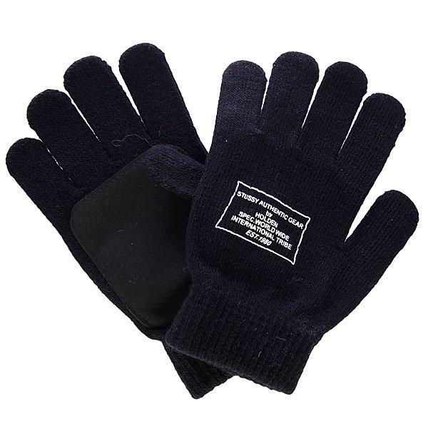 Перчатки детские Holden X Stussy Suede Palm Glove Black Proskater.ru 879.000