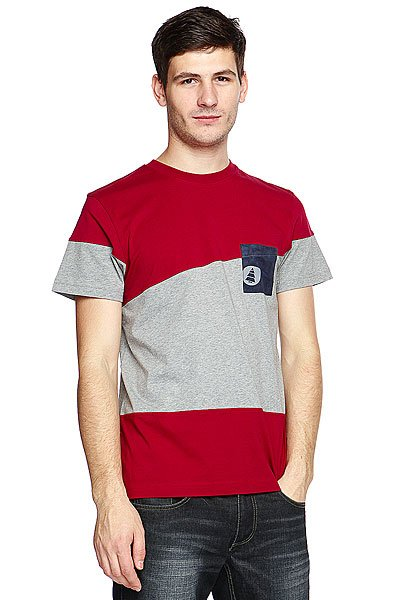 Футболка Picture Organic Oxford Men Tee Aubergine футболка мужская 2015 men tee