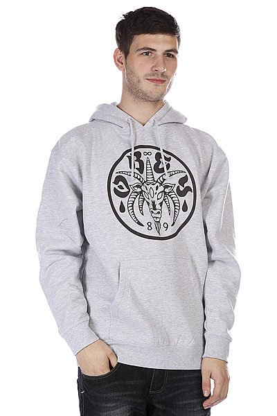 Толстовка Obey The Eternal Heather Grey Proskater.ru 3250.000