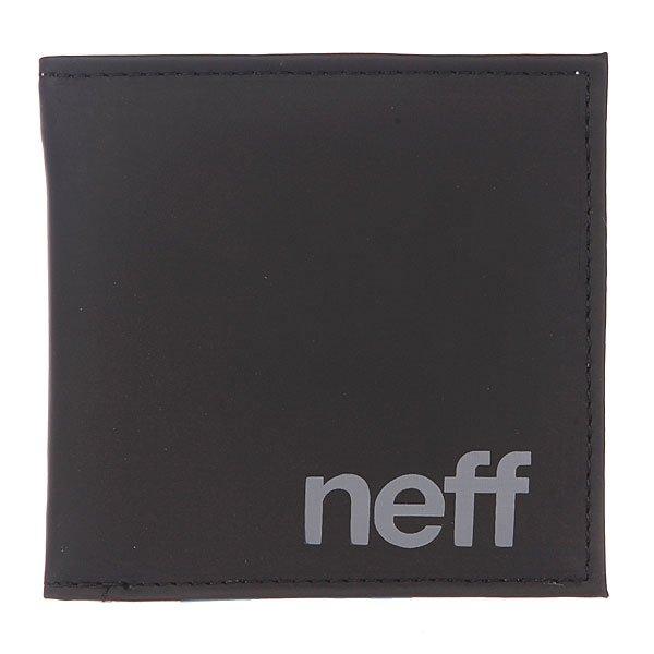 Кошелек Neff Sucker Stamp Black<br><br>Цвет: черный<br>Тип: Портмоне<br>Возраст: Взрослый<br>Пол: Мужской