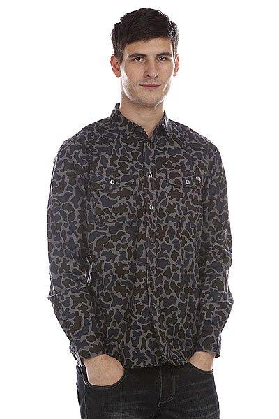 Рубашка Dickies Newkirk Charcoal Grey<br><br>Цвет: серый<br>Тип: Рубашка<br>Возраст: Взрослый<br>Пол: Мужской