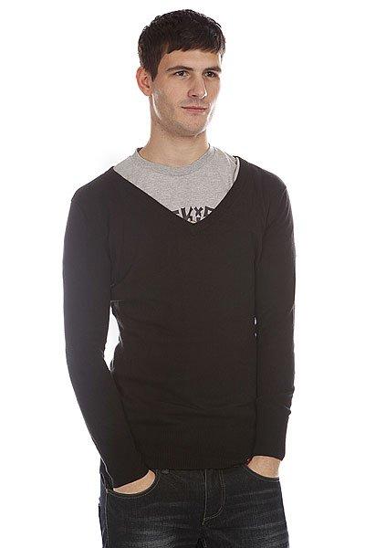 Свитер Dickies Spin 1000 Black<br><br>Цвет: черный<br>Тип: Свитер<br>Возраст: Взрослый<br>Пол: Мужской