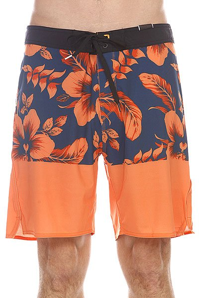 Шорты пляжные Rip Curl Mirage Aggro Brash 19 Boardshort Orange