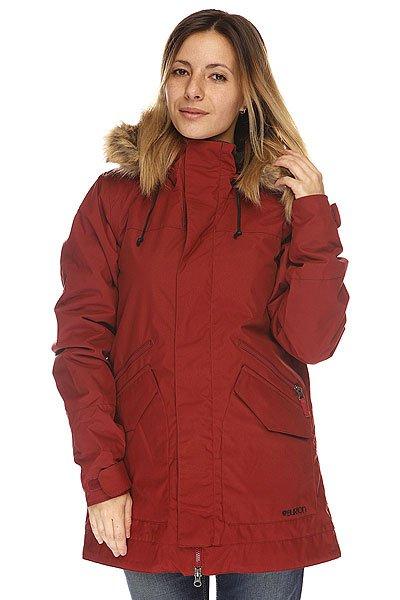 Куртка женская Burton Wanderlust Jacket Redwood