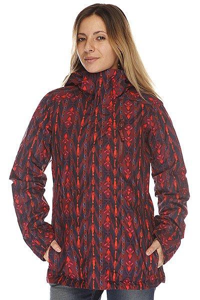 Куртка женская Burton Horizon Jacket Sangria Nouveau