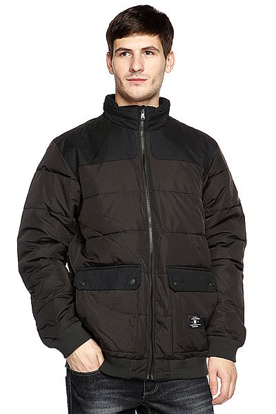Куртка зимняя DC Bus Stop Black