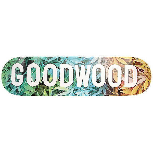Дека для скейтборда для скейтборда GoodWood  Purdy 32 x 8.25 (21 см) Proskater.ru 1900.000