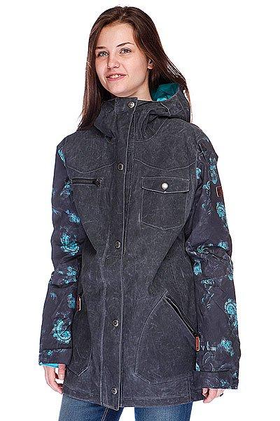 Куртка утепленная женская DC Falcon Caviar Proskater.ru 11950.000