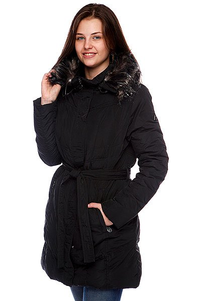 Куртка Iguana Da Fashion Jacke Down Black