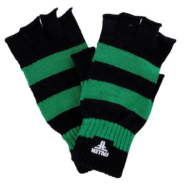 Перчатки женские Fallen Hunter Strip Fingerless Kelly Green/BlackУдобные перчатки с обрезанными пальчиками – хит осеннего сезона. Характеристики:Лэйбл с лого на манжете. Эластичные манжеты.<br><br>Цвет: черный,зеленый<br>Тип: Перчатки<br>Возраст: Взрослый<br>Пол: Женский