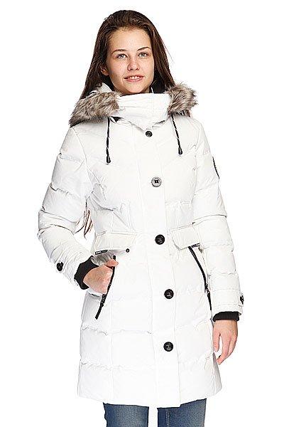 Куртка парка женская Noize Brandy White
