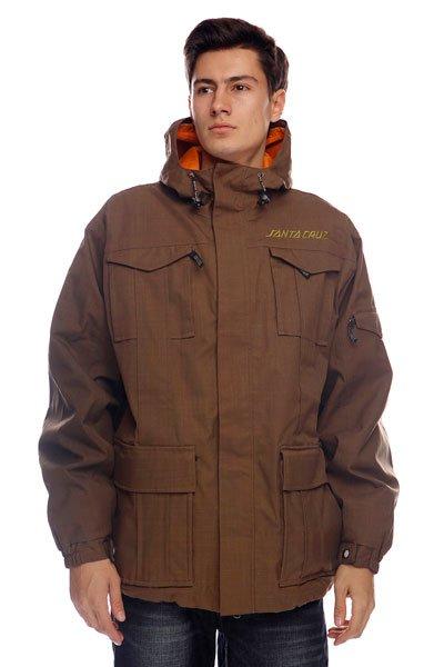 Куртка Santa Cruz Dodge Brown