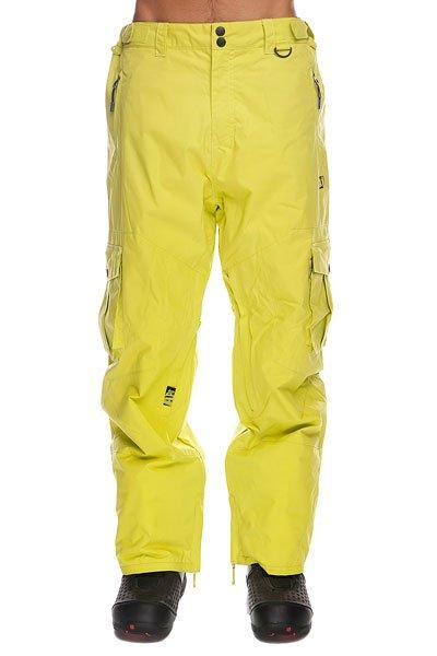 Штаны сноубордические Apo Master Loose NeonТеплые штаны Apo Master Loose обеспечат комфорт во время занятий сноубордом и защиту от холода. В таких брюках Вы не станете отвлекаться на свой внешний вид и сможете сконцентрироваться на катании, вращениях и сложных трюках. Технические характеристики: Артикуляционные вставки.Вентиляционные отверстия на молнии.Регулировка талии.Карманы для рук на молнии.Задний карман.Боковые карманы - карго.Края штанин на молнии.Фасон - стандартный (Regular Fit).<br><br>Цвет: желтый<br>Тип: Штаны сноубордические<br>Возраст: Взрослый<br>Пол: Мужской