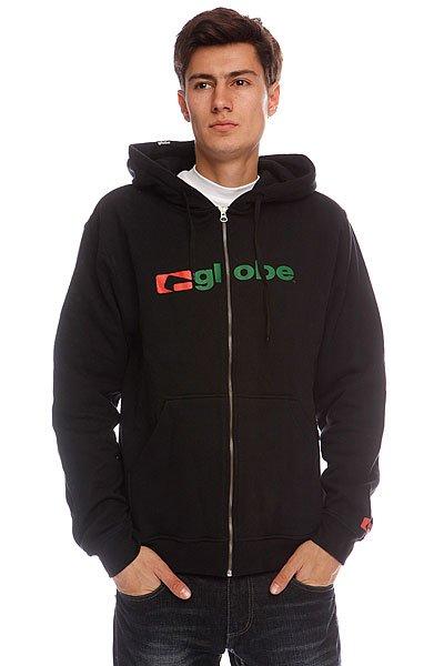 Толстовка Globe Branded Zip Hood True Black