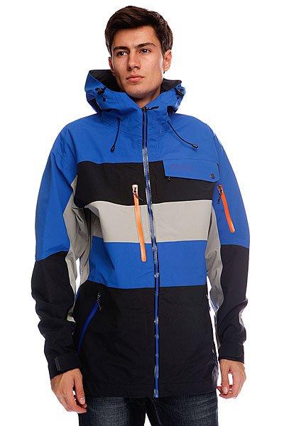 Куртка Trew The Pow Funk Black RoyalБренд TREW GERR<br><br>Цвет: мультиколор<br>Тип: Куртка утепленная<br>Возраст: Взрослый<br>Пол: Мужской