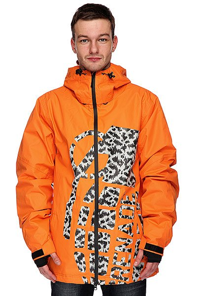 ������ Grenade Jacket Exploiter Orange