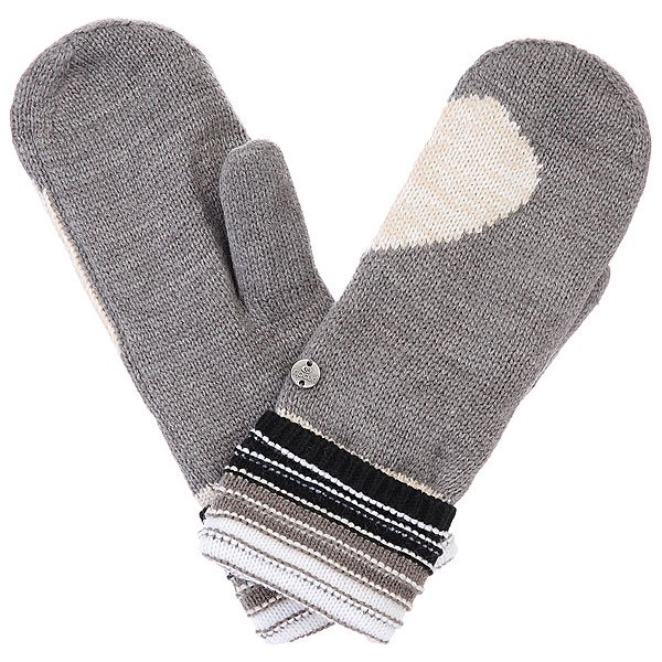 Варежки Rip Curl Dalen Gloves Nickel Marle