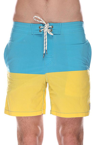Шорты пляжные Rip Curl Original Split Yellow