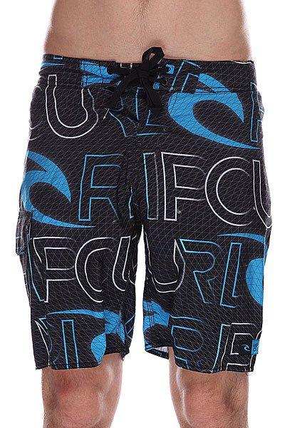 Шорты пляжные Rip Curl Realm Boardshort Black/BlueДанная модель не имеет внутренней подкладки в виде сеточки<br><br>Цвет: синий<br>Тип: Шорты пляжные<br>Возраст: Взрослый<br>Пол: Мужской