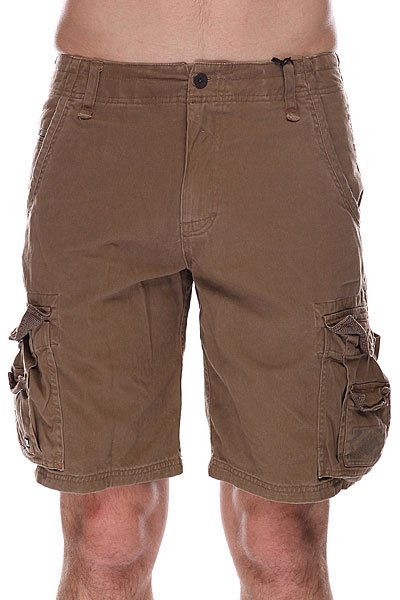 Шорты Rip Curl Trail Walkshort BrownДанная модель не имеет внутренней подкладки в виде сеточки<br><br>Цвет: коричневый<br>Тип: Шорты<br>Возраст: Взрослый<br>Пол: Мужской