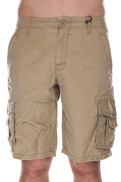 Шорты Rip Curl Bondi Cargo Walkshort Khaki<br><br>Цвет: коричневый<br>Тип: Шорты<br>Возраст: Взрослый<br>Пол: Мужской