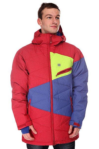 Купить Куртки   Куртка DC Stage Rio Red