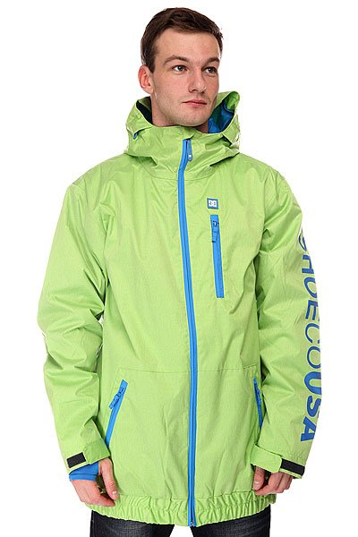 Куртка DC Ripley Lime Green