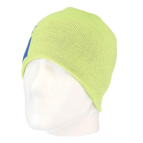 Шапка детская DC Insignia Lime Green<br><br>Цвет: желтый<br>Тип: Шапка<br>Возраст: Детский