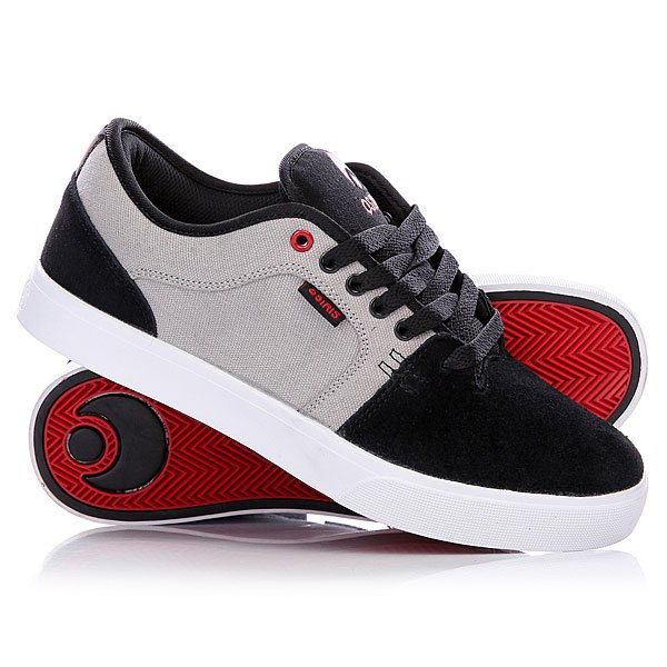 ���� ��������� ������ Osiris Decay Grey/Black/Red