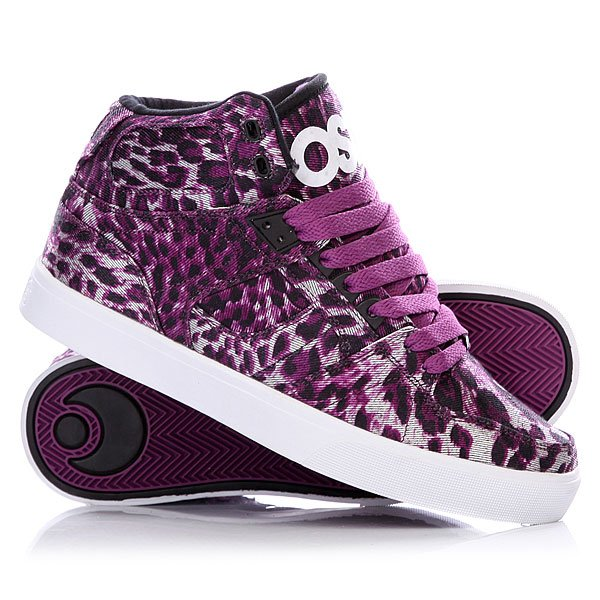 ���� ��������� ������� ������� Osiris Nyc Purple