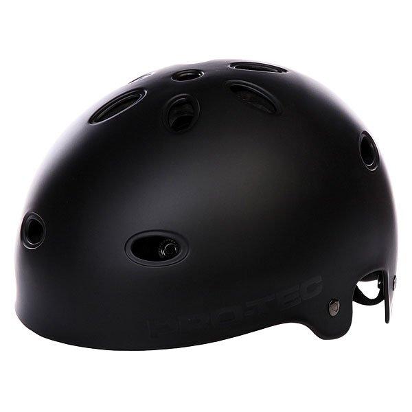 Шлем для скейтборда Pro-Tec Wake Matte BlackПрактичный и стильный шлем cо съёмной защитой для ушей, отлично подходящий для вэйкбординга и других видов водного спорта.  Характеристики: Внешняя раковина изготовлена из высокопрочного пластика ABS.  Внутренняя часть выполнена из плотной двухслойной пены EVA, которая создаёт комфорт и дополнительную защиту.Регулируемый ремешок с неопреновой панельюдля крепления на подбородке, который обеспечивает надлежащую фиксацию и предотвращает скольжение шлема.Дополнительная фиксация на затылке для более плотного прилегания.  Съёмные накладки для ушей обеспечивают дополнительную защиту и тепло, не ограничивая слышимость.Практичный и стильный шлем cо съёмной защитой для ушей, отлично подходящий для вэйкбординга и других видов водного спорта.  Характеристики: Внешняя раковина изготовлена из высокопрочного пластика ABS.  Внутренняя часть выполнена из плотной двухслойной пены EVA, которая создаёт комфорт и дополнительную защиту.Регулируемый ремешок с неопреновой панельюдля крепления на подбородке, который обеспечивает надлежащую фиксацию и предотвращает скольжение шлема.Дополнительная фиксация на затылке для более плотного прилегания.  Съёмные накладки для ушей обеспечивают дополнительную защиту и тепло, не ограничивая слышимость.<br><br>Цвет: черный<br>Тип: Шлем для скейтборда