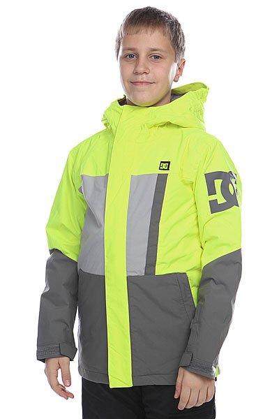 Куртка детская DC Amo Safety Yellow