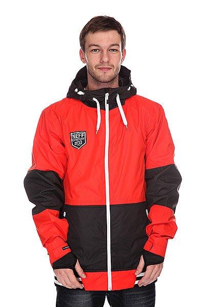 Куртка Neff Destroyer Red