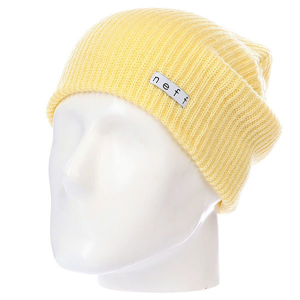 Шапка Neff Daily Light Yellow