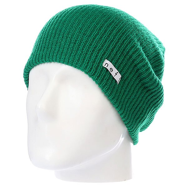 Шапка Neff Daily Green<br><br>Цвет: зеленый<br>Тип: Шапка<br>Возраст: Взрослый