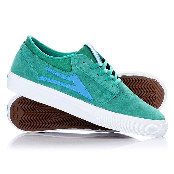 ���� ��������� ������ Lakai Griffin Green/Blue