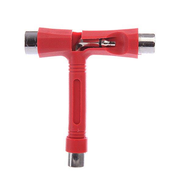 Ключ для лонгборда Disco Tool Red