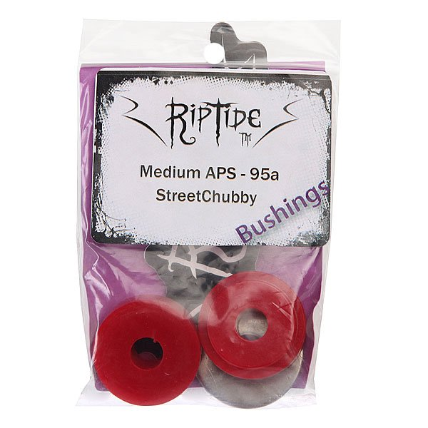 Амортизаторы для скейтборда RipTide Aps Streetchubby Bushings 95 A от Proskater