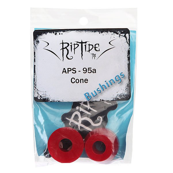 Амортизаторы для скейтборда RipTide Aps Cone Bushings 95 A от Proskater