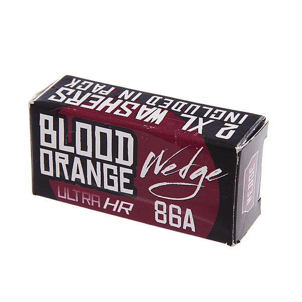 Амортизаторы для скейтборда Blood Orange Bushing Wedge Purple Set от Proskater