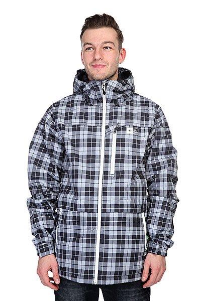 Купить Куртки   Куртка утепленная Rip Curl Enigma Printed Jacket Jet Black
